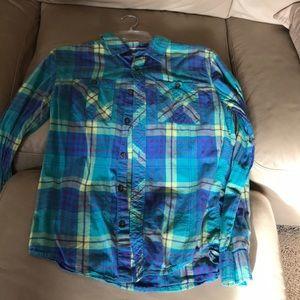 New dress flannel shirt